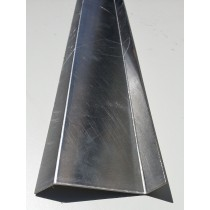 60 DEG angle NCZ Safety Zinc metal timber fence rail 1200mm